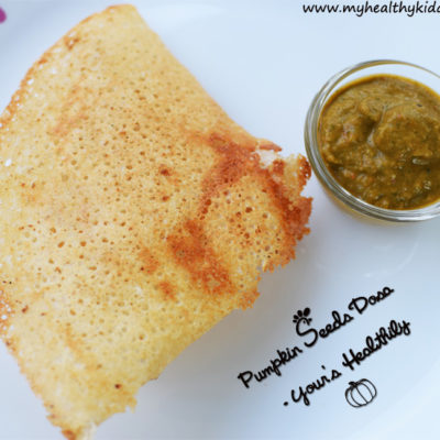 Pumpkin Seeds Dosa