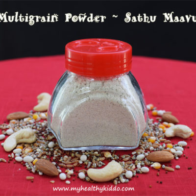 Kids/Adults Multigrain Powder