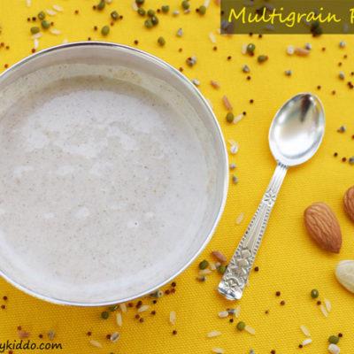 Multigrain Porridge | Sathumaavu koozh | Sathumavu kool