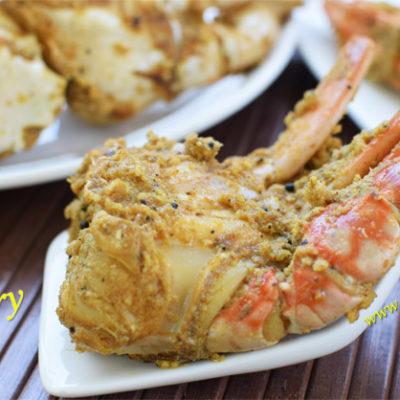 Crab Masala semi-dry | Nandu Pirattal | Crab gravy recipe | Nandu Masala