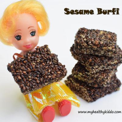 Ellu Mittaai | Til Chikki | Sesame Chikki Recipe | Sesame seeds jaggery bar | Sesame Burfi