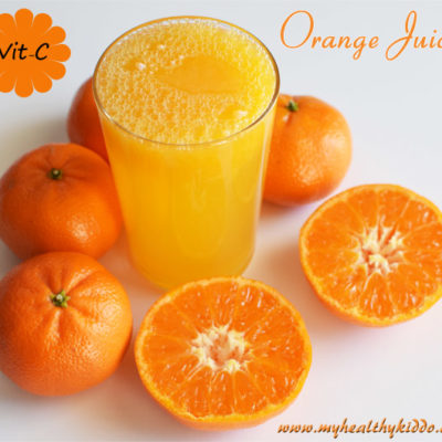 Orange Juice is good for cold | Pulpy Orange juice recipe using palm candy/panang kalkandu