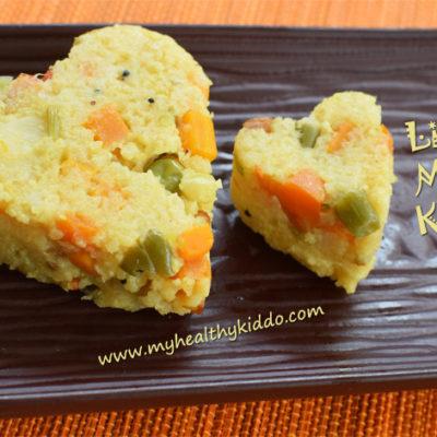 Little Millet Vegetables Kichdi | Saamai Kichadi | Saamai Upma | Millet Khichdi Recipe | Sirudhaaniya Samayal