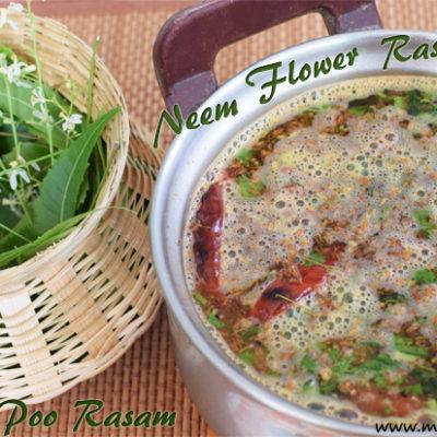 Veppam Poo Rasam | Dried Neem Flower Rasam Recipe