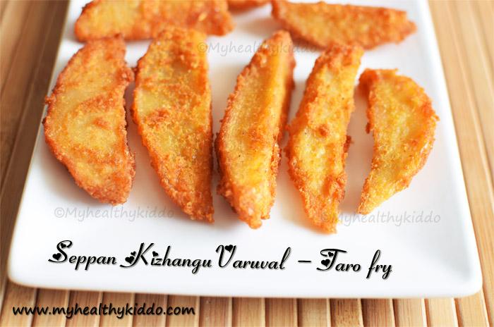 taro fry
