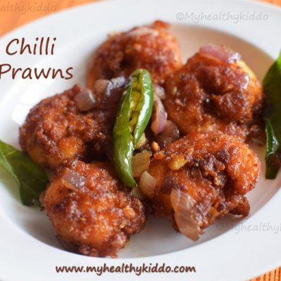 chilli prawn recipe