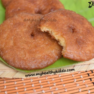 Adhirasam recipe with stepwise pics