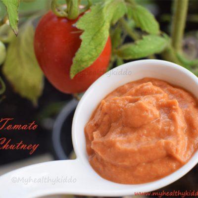 Easy & tasty Tomato chutney Recipe | Thakkali chutney
