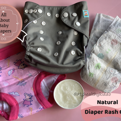 All about baby diapers